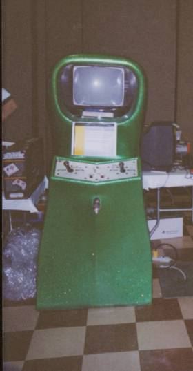 An original Computer Space machine.